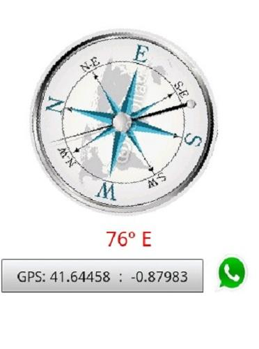 Compass GPS for PC