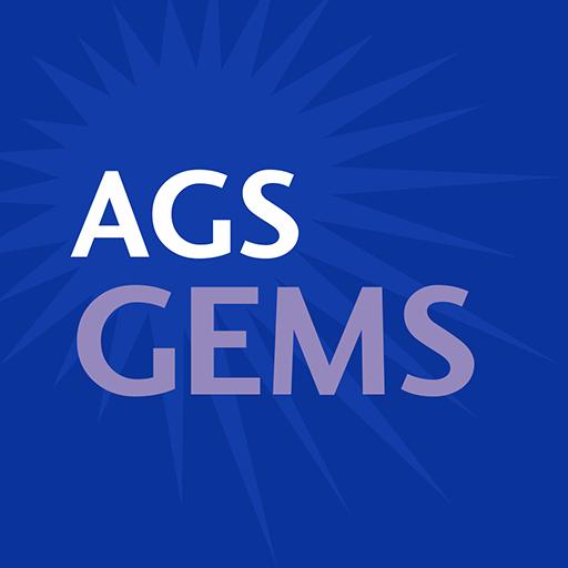 AGS GEMS 醫療 App LOGO-硬是要APP