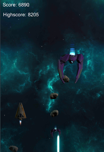 Space Shooter Asteroids