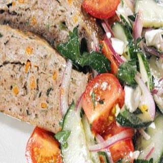 Greek Meatloaf.