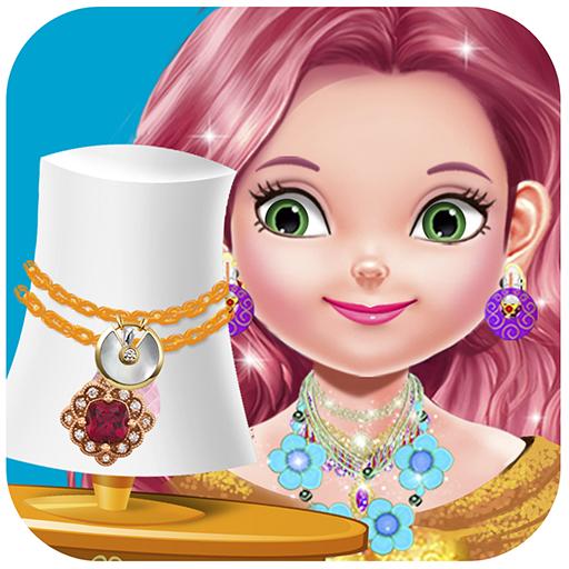 公主宝饰品游戏 休閒 App LOGO-硬是要APP