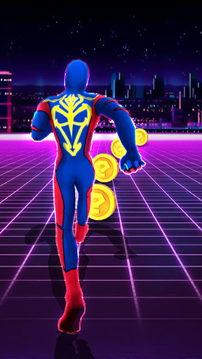 Super Heroes Fly: Sky Dance - Running Game screenshots 8