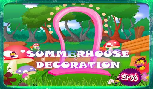 サマーハウス 装飾 ゲーム