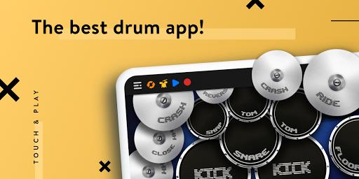 REAL DRUM: Electronic Drum Set screenshot 12