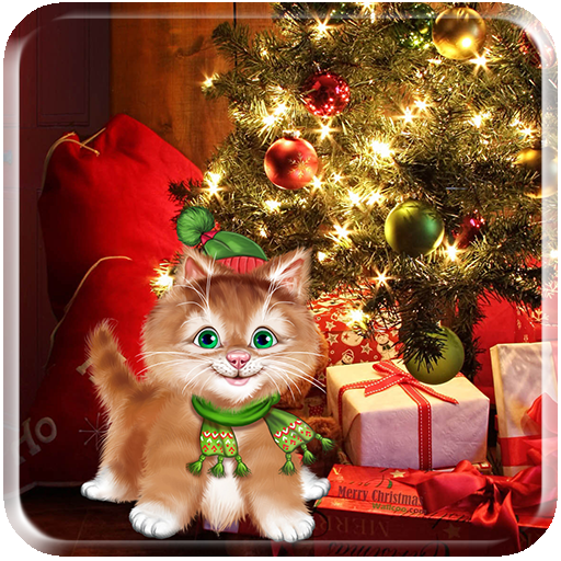 Winter Kitty Live Wallpaper file APK for Gaming PC/PS3/PS4 Smart TV