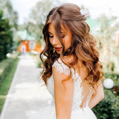 Wedding photographer Nusya Dzhamoldinova (Nusya). Photo of 10.02.2018