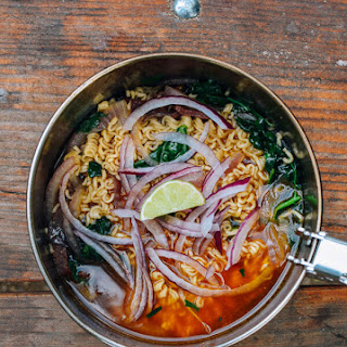 """Pho"" Ramen (Over a Campfire…Or Your Stove!)"
