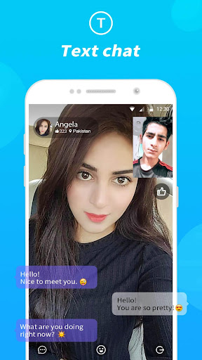 Screenshot for LivU: Meet new people & Video chat with strangers in Hong Kong Play Store