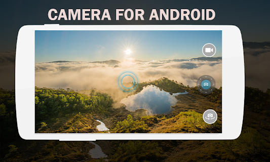 Camera for Android screenshot 00