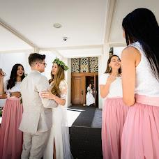 Wedding photographer Nelson Cáceres (FotoNostra). Photo of 03.04.2018