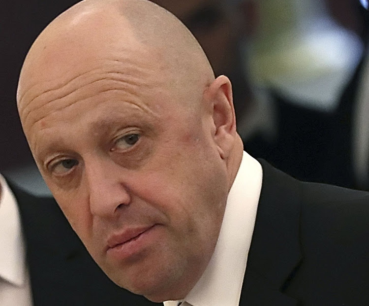 Yevgeny Prigozhin is alleged to have headed Russia's interference in the US presidential election. Picture: REUTERS