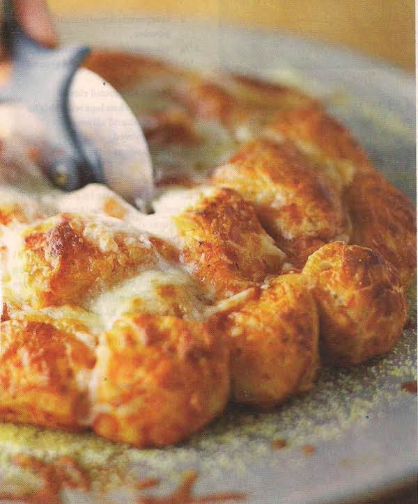 Pizza Bubble Bread Recipe