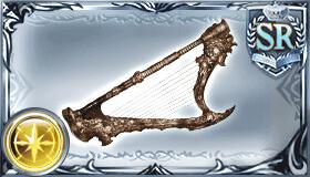白き依代の竪琴
