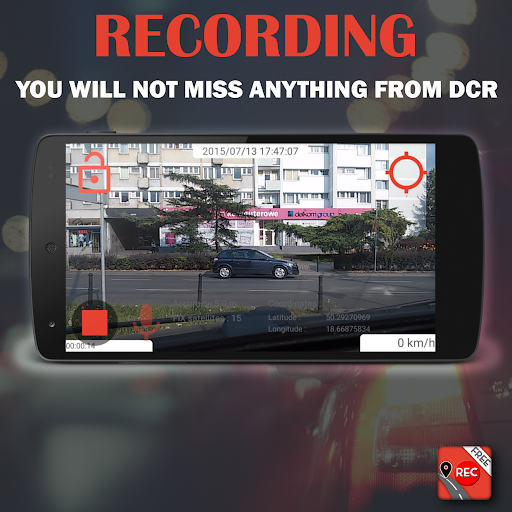 DriveCamRecorder screenshot