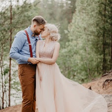 Wedding photographer Filipp Dobrynin (filippdobrynin). Photo of 21.01.2018