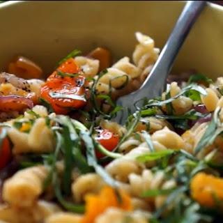 Vegan Roasted Vegetable Pasta | Jason Wrobel