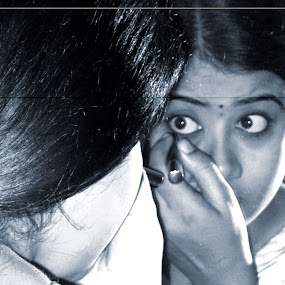 by Pratik Karmakar - People Portraits of Women