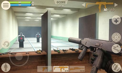 Contra City - Online Shooter (3D FPS) 0.9.9 screenshots 7