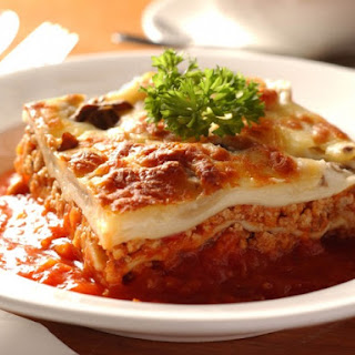 Authentic Italian Lasagna