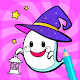 Happy Ghost - Halloween Coloring Book
