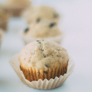 Banana Trail Mix Muffins Recipe