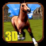 Horse Simulator 3D Game Icon