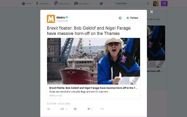 Brexit Floater