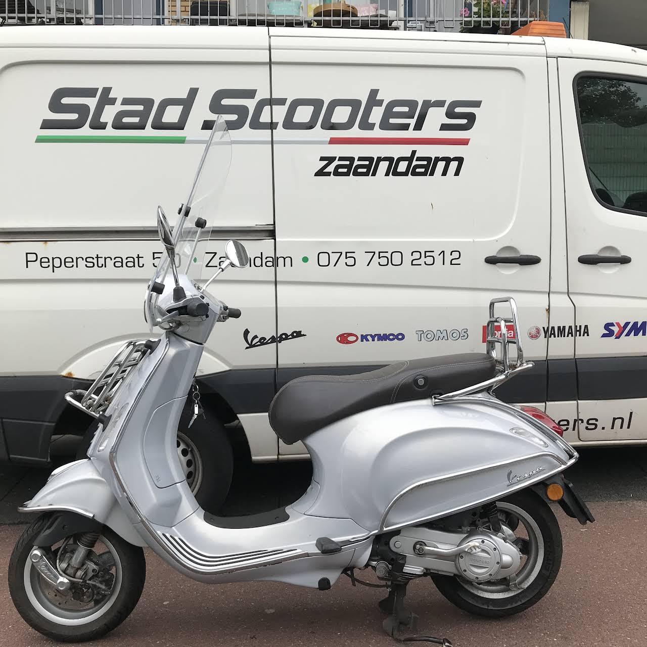 Ongekend Stadscooters Zaandam - Scooterwinkel in Zaandam KD-45