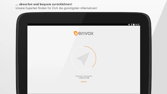 Verivox - Vergleiche- screenshot thumbnail