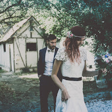 Wedding photographer Noémie Vieillard (loeildenoemie). Photo of 16.09.2016