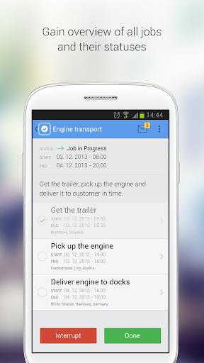 Sygic FleetWork & Job Dispatch screenshot 5