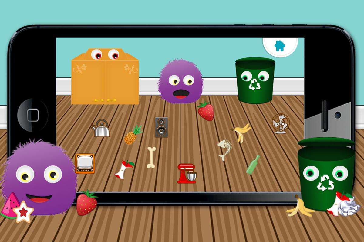 Cool Monster School: Sorting- screenshot