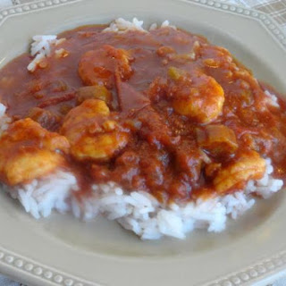 Mom's Shrimp Creole