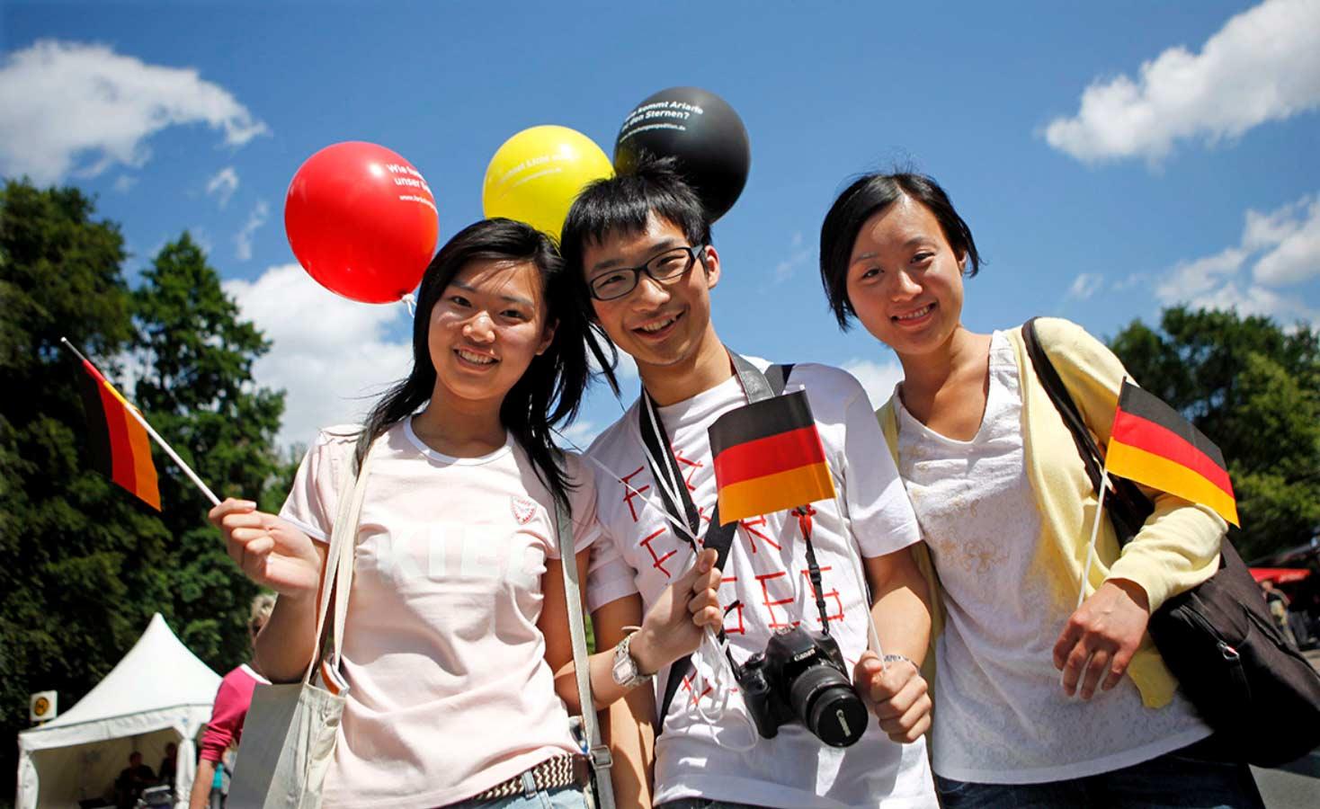 Du học nghề Đức đang được các bạn trẻ rất quan tâm