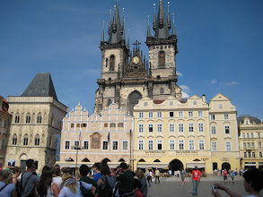 Photo: Old Town Square.