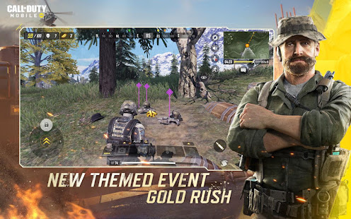 Mod Game Call of Duty Mobile - Garena for Android