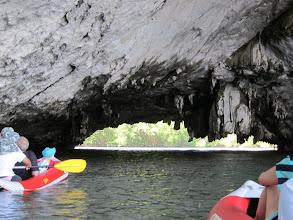 Photo: Sea cave