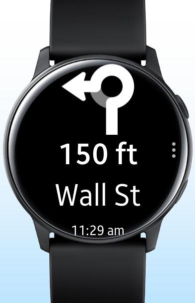 Navigation Pro: Google Maps Navi on Samsung Watch Android App Screenshot