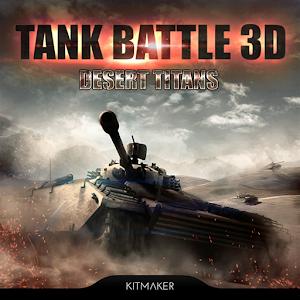 Tank Battle 3D: Desert Titans for PC and MAC