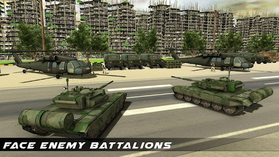 US Army Transport Game - Army Cargo Plane & Tanks- screenshot thumbnail