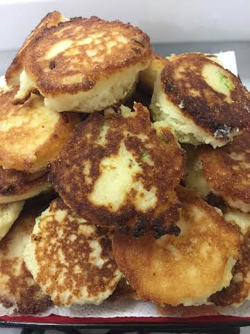 Southern Fried Cornbread