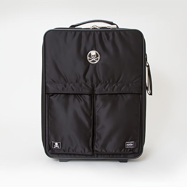 Mastermind japan x porter carry case limited edition for Mastermind x porter