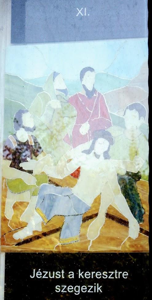 Baj - Keresztút a Lábas-hegyi kálváriához