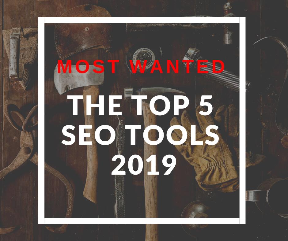 best seo tools 2019