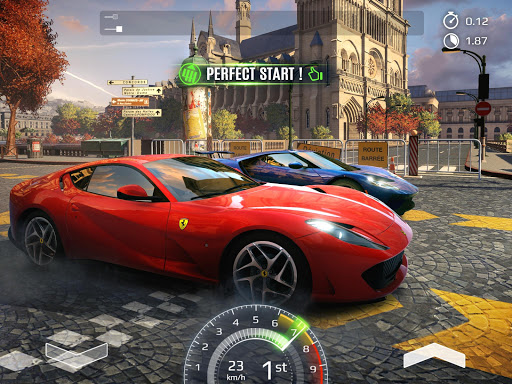 Asphalt Street Storm Racing screenshot 12