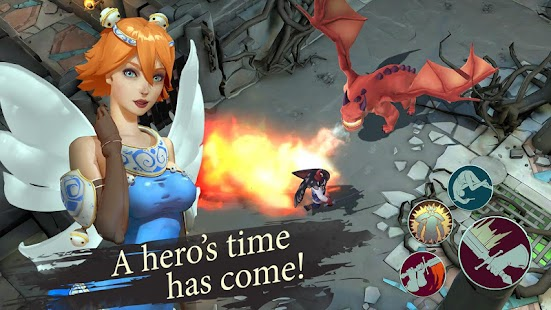 Catacomb Hero- screenshot thumbnail