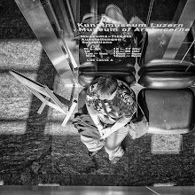 Photo: Museum of Art Lucerne...  #gplusanniversary  #GPlusAnniversaryLuzern  #luzern06302012  #street #streettogs #streetphotography #shootthestreet #blackandwhite #bw #monochrome