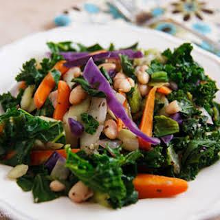 Hot Skillet Salad.