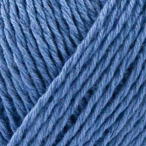 Onion Hemp+Cotton+Modal nr. 428, Havsblå