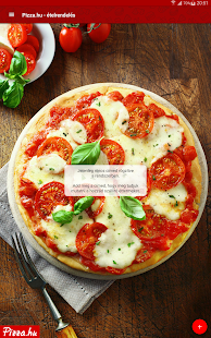 Pizza.hu - Food Ordering App- screenshot thumbnail